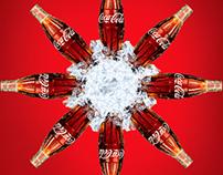 Snowflake Coca-Cola