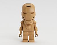 Lego Wood