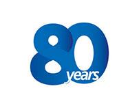 Eighty year Anniversary