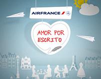 Air France - St Valentin Bresil