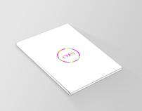 Graphic Design Studio CYAN Book