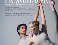 Ballett Hommage - Vienna State Ballet