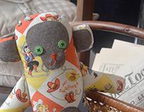Botão Encarnado Toy design