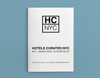 Hotels Curated NYC