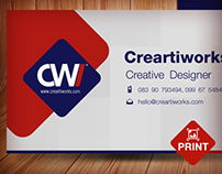 Creartiworks - Branding Details