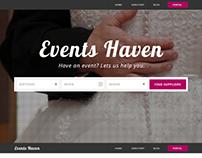Events Haven 1st Proposal