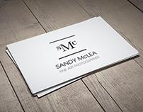 Sandy McLea * Branding