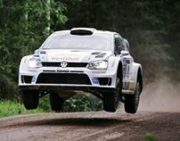 WRC Rally Finland 2013