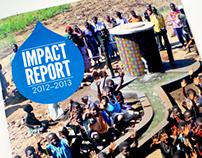Pump Aid Impact Report 2012-13