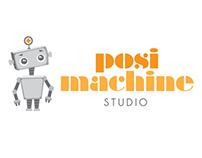PosiMachine Studio Branding