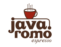Java.Romo Coffee Shop Identity