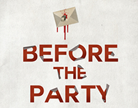 Before the party ( moving poster)