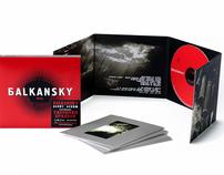 GRAPHIC DESIGN OF CDs