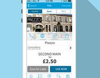 Voucher App Redesign