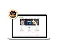 Mobilis- Concours de webdesign (Winner)