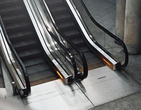 Cinemagraphs / Animated photography - Escalators