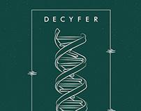 Decyfer - EP Artwork
