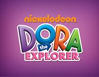 Dora's Map Activity Facebook Application