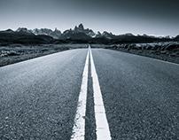 Monochromatic Patagonia