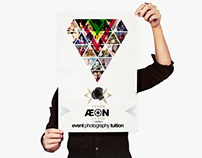 Aeon Folded Poster