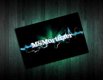 MSMortimer Business Card