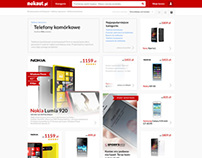 Nokaut.pl - Metro Category Page