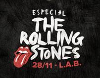 Mundo Surdo especial Rolling Stones