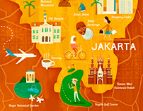 Maps - Garuda Indonesia