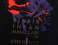 Binbir İnsan Masalları - Book Teaser & Cover Design
