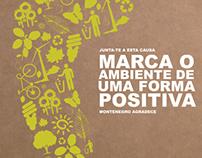 ecological footprint - environmental campaign