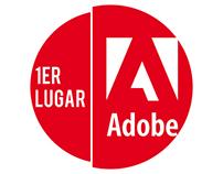 Cartel para Adobe México