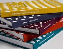 Modern Classics—Book Covers