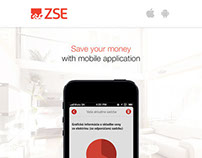 ZSE / iOS & Android app