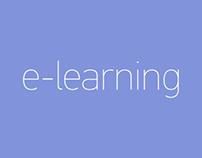 e-learning course design