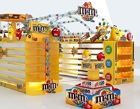 M&M's Mars Event In Carrefour Festival City