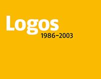 Logos 1986-2003