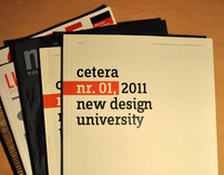 cetera – university magazine