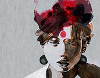 Fashion illustration portfolio