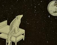 Do outro lado da lua / Across the Moon