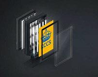 Logo for KCCS