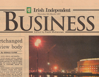 Irish Independent - Mastheads