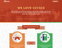 iCivics.org Redesign