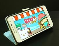 'Food Trip' Game Design