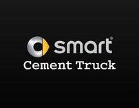 Smart Cement Truck