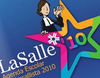 Agenda Escolar La Salle 2010