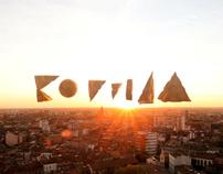 """""""Corrida Audiovisuelle 2011"""" - Open Titles"""