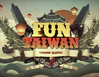 Travel & Living Channel - Fun Taiwan series
