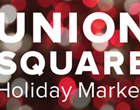 Union Square/Columbus Circle 2013 Holiday Market
