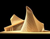 Gosan Public Library Model