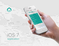 EmlakDevri Mobile App // Browser View